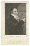 Mr Incledon as Captain Macheath: c.1830