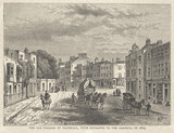 The Old Village of Vauxhall: 1825