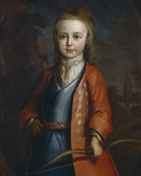 Portrait of Sir Jacob Acworth as a Boy, 1696-1725