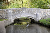 Bridge in Beddington Park: 2009