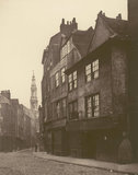 Old Houses In Drury Lane: 1876