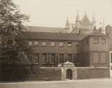 Ashburnham House, Westminster: 1882