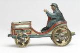 Toy motor car; 1905
