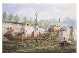 Landing the Obelisk: 1878
