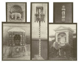 Various small architectural subjects: 1885