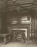 Chimney Piece, Tallow Chandler's Hall: 1886