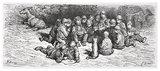 A penny sweepstake: 1872