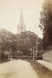 Christ Church, The Green, Southgate, c. 1870