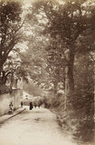 Colney Hatch Lane, Friern Barnet, c. 1870