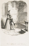 Rose Maylie and Oliver: 1838
