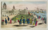 Greenwich pensioners; c 1810