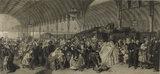 The Railway Station: 1866