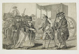 Attempted assassination of George III by Margaret Nicholson: 1786