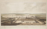 A View of the East India Docks; 1808