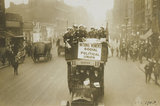 Suffragettes campaigning in Chelmsford;1908