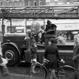 Vintage fire engine. c.1955