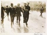 Arrest of Emmeline Pankhurst: 1914