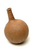 Ceramic flask: 16th Century