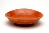 Plain Roman Samian dish