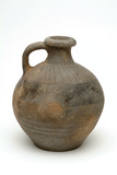 Roman greyware flagon