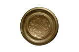 Iron Age cast bronze finial