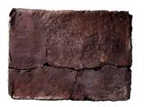 Roman red clay brick