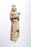 Virgin Mary and Child: Late 15th- early 16th century