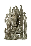 Pewter pilgrim badge of St Thomas Becket: 14th century