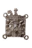 Pilgrim badge of St Eloi: Late 13th century