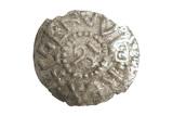 Silver coin: 8th century