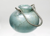 Roman aryballos or bath-flask
