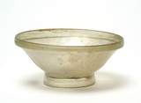Roman glass bowl: 1st- 5th century