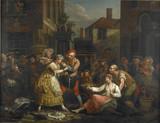 The Female Bruisers: 1768