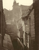 The Poor's Churchyard, St Bartholomew's, Smithfield: 1877