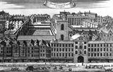 St Bartholomew's Hospitall in Smithfield: 18th century