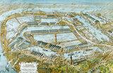 Surrey Commercial Docks: 1906