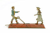 Tinplate mechanical toy: 20th century