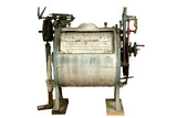 Rotary washing machine: late 19th-early 20th century