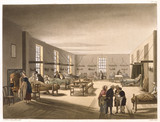 Middlesex Hospital: 1808