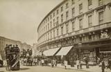 Regent's Quadrant: c. 1886