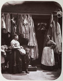 The Old Clothes of St.Giles: c1877