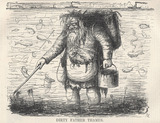 Dirty father Thames: 1848