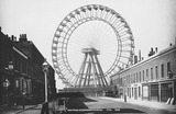 The Great Wheel, Earl's Court: 1898