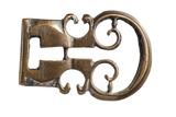 Roman military belt buckle