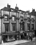 Shaftesbury House, Aldersgate Street: c.1880
