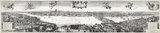 London panorama 1647: 19th century copy