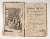Frontispiece of  'Introduction to Singing': 18th century