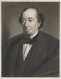 Portrait of Benjamin Disraeli: 1878
