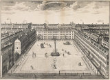 Lincoln's Inn New Square: 18th century