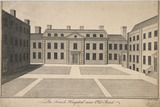 The French Hospital near Old Street: 1756